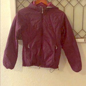 Outdoor Research lightweight puffer coat